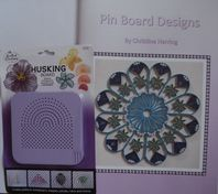 Husking Board & Design Book